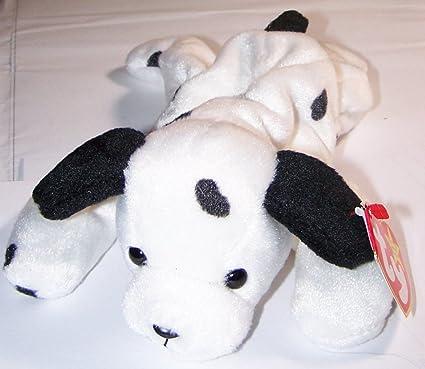 76ff7c4cd72 Amazon.com  TY Beanie Baby - DOTTY the Dalmatian Dog  Toys   Games