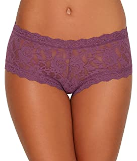 76f421c1ab4 Hanky Panky Women s Signature Lace Boyshort Panty at Amazon Women s ...