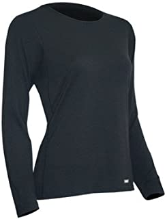 product image for Polarmax Women's 4-Way Stretch Long Sleeve Crew
