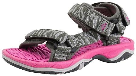 900e3b5c6f94e Intersport Trekking Sandals Joik III Jacket, Pink/Grey: Amazon.co.uk ...