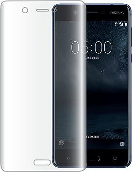 BBC – Protector de Pantalla de Cristal Templado para Nokia 5 ...