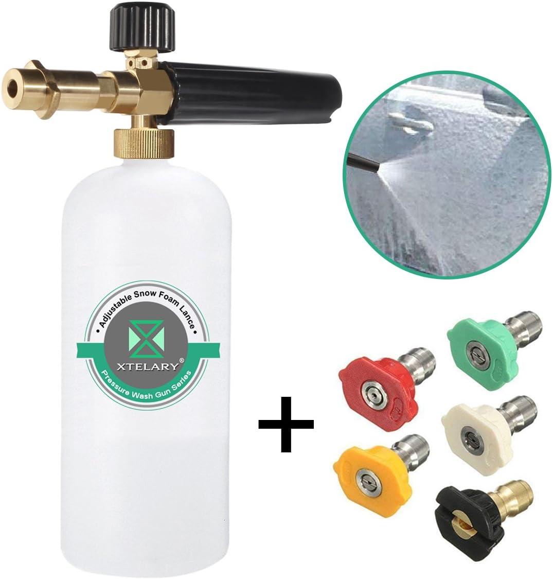 3 Teile Edelstahl sieb-filter Hochdruckreiniger Schnee Schaum Lanze Ersatz Neu