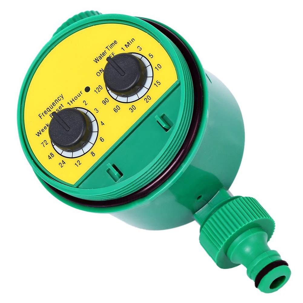 ghdonat.com QuTess Garden Irrigation Timer Automatic Watering ...