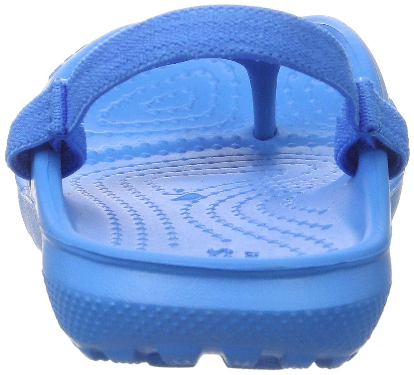 crocs Unisex-Kinder Classic Flip Kids Pantoffeln
