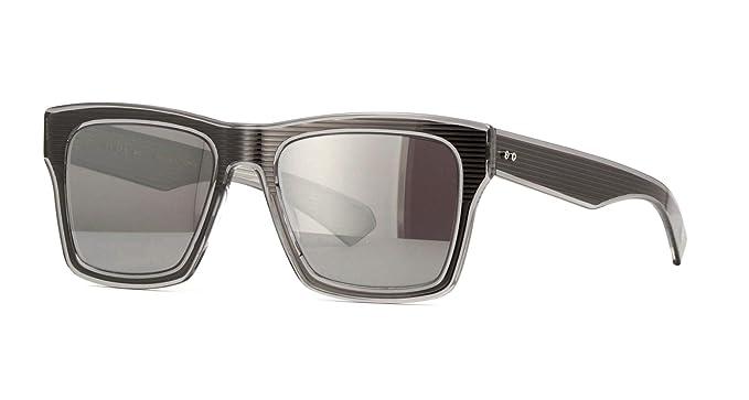 00321a48cec Amazon.com  Dita Insider-Two DRX-2090-C-T-GRY-52-Z Sunglasses Grey ...