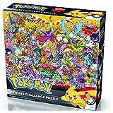 Puzzle: Pokemon Ultimate Challenge 1000-Piece