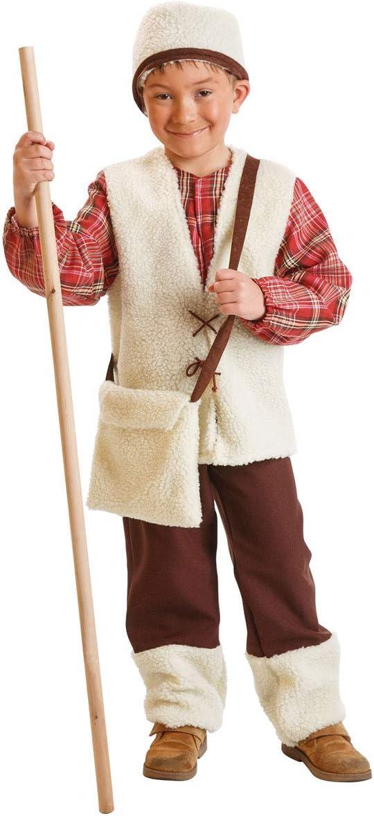 Disfraz de Pastor Niño (2-3 Años)