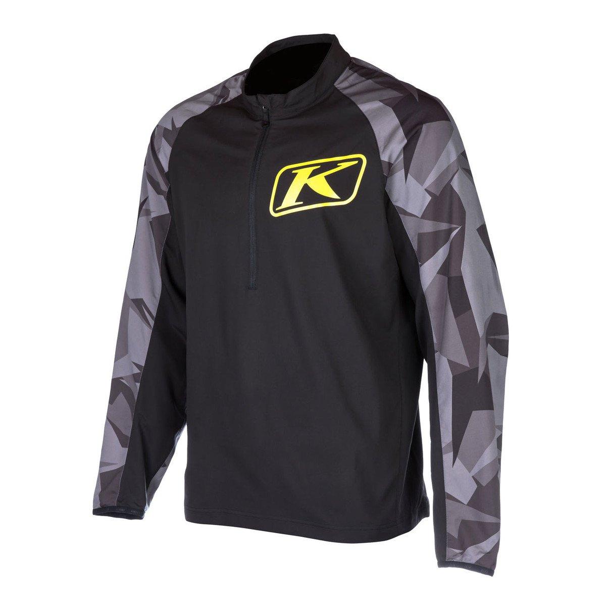 Klim Revolt Pullover - Black/XX-Large by Klim