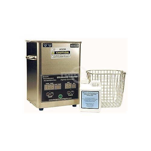 Amazon.com: Giratorio Carburador Limpiador Ultrasónico 13659 ...