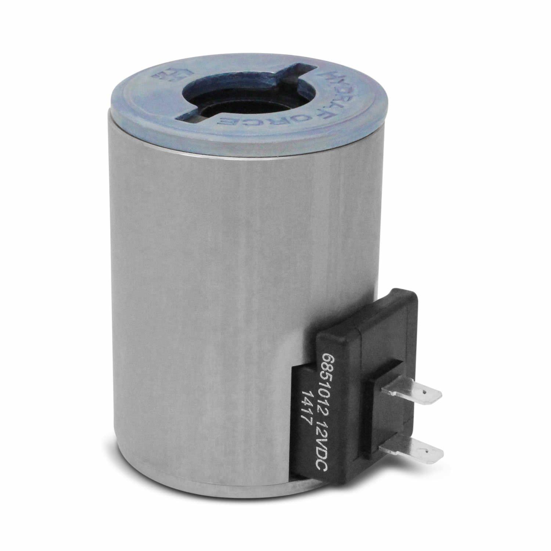 2 Conector Spade serie 10 12v DC Válvula de Solenoide HYDRAFORCE 6351012 Bobina