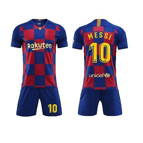 Camiseta Jersey Futbol Barcelona 2018-2019 Traje de niños ...