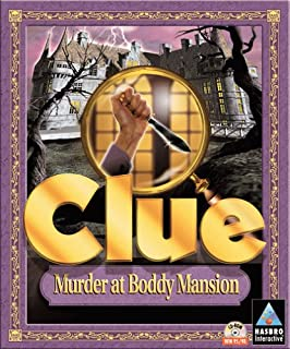 Clue murder at boddy mansion | matt's classic pc gaming.
