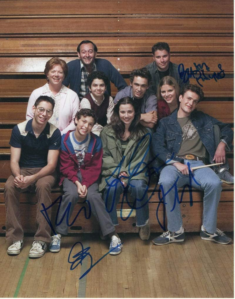 FREAKS AND GEEKS CAST SIGNED AUTOGRAPH ...