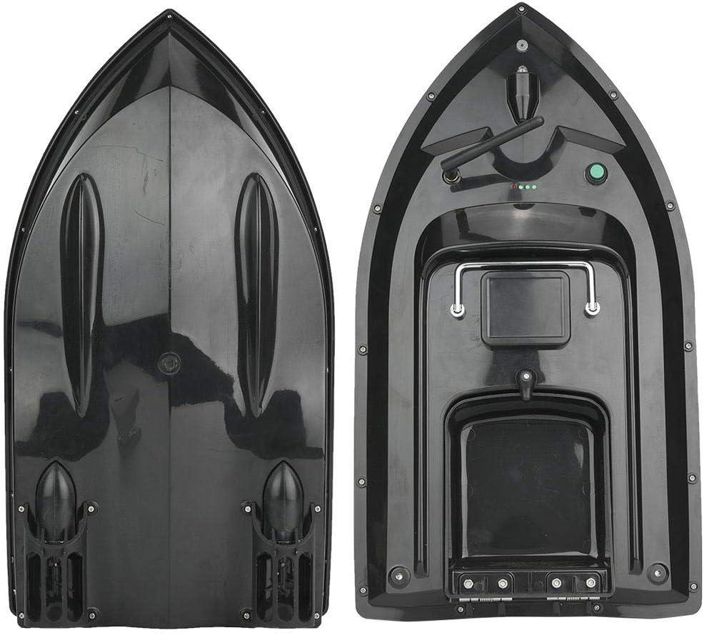 Barca per Esche da Pesca 110-240 V 500M Impermeabile Multifunzione Telecomando Senza Fili Nave Motoscafo Fish Finder Barca Elettrica RC con Pieghevole Rafforzare Antenna Segnale Buoni Regali