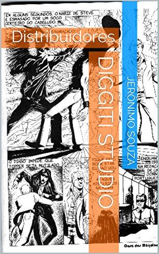 Diggiti Studio: Distribuidores (Portuguese Edition)