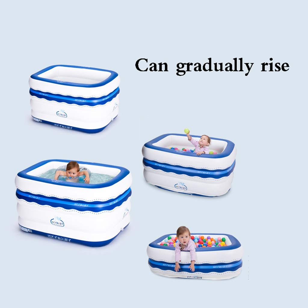 Amazon.com: TYJ-JP - Cubo de piscina inflable para niños ...