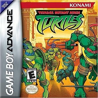 tmnt (game boy advance)