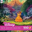 Ceaco Disney Beauty & The Beast Fine Art Garden Waltz Puzzle (550 Piece)