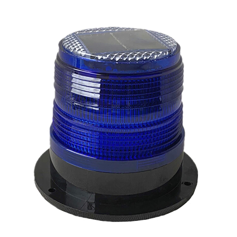 RISOON Solar Strobe Warning Safety Flashing Light/Ceiling Strobe Light