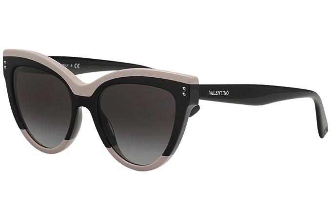 Valentino Gafas de Sol VA 4034 PINK BLACK/SMOKE SHADED mujer ...