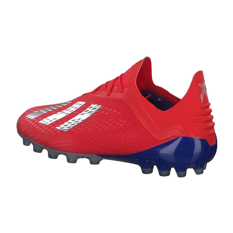 adidas Herren X 18.1 Ag Fußballschuhe Mehrfarbig (Rojact/Plamet/Azufue 000)