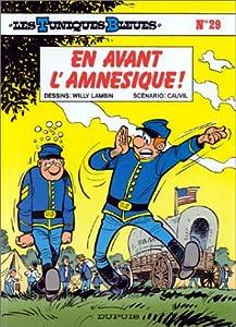 """Afficher """"Les Tuniques bleues n° 29 En avant l'amnésique !"""""""