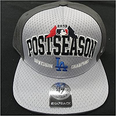 Los Angeles Dodgers Authentic Baseball Cap Hat 2015 Post Season New Snapback