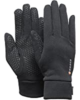 Barts Powerstretch Gloves Plus Black
