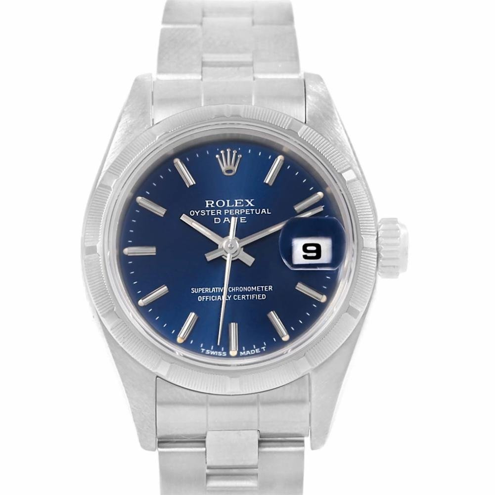 Rolex Datejust automatic-self-wind womens Watch 69190 (Certified Pre-owned)