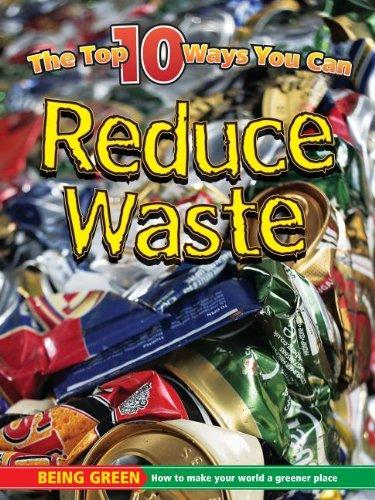 Download Reduce Waste (Being Green) pdf epub