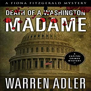 Death of a Washington Madame Audiobook