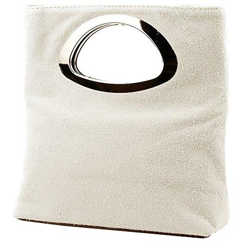 Wocharm Faux Ivory Designer Bag Bag Hand Celebrity Style Women's Tote Leather Handbag Ladies pqrtnpw4