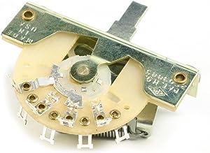 CRL 5-way Blade Switch w/Mounting Screws