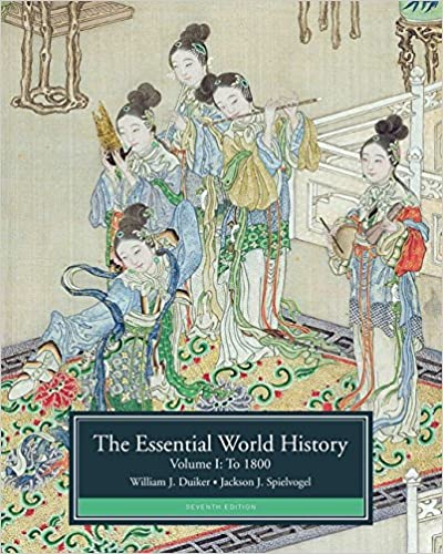 Amazon the essential world history volume i to 1800 the essential world history volume i to 1800 7th edition fandeluxe Choice Image