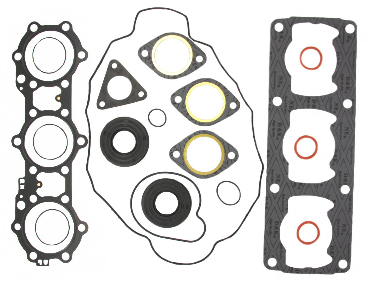 Sports Parts Inc - 09-711204 - Complete Gasket Set