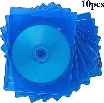 Estuche para CD COOFIT DVD Case CD Doble Fundas de CD Joya Casos ...