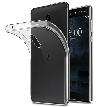 Venga amigos Silicona Funda para Nokia 5 Carcasa Trasera ...