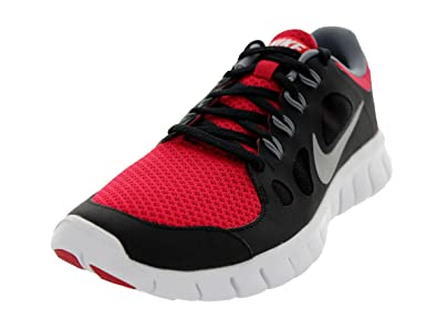 Nike Free 5.0(GS) Red 580558600, Rot (Distance Red/Metallic Silver/Black/Cool Grey)