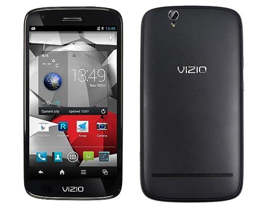 Amazon com: VIZIO VP800 5-Inch 32GB Android Smartphone (IPS