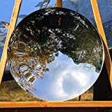 "6"" ACRYLIC PARABOLIC SOLAR MIRROR PROFESSIONALLY MADE"