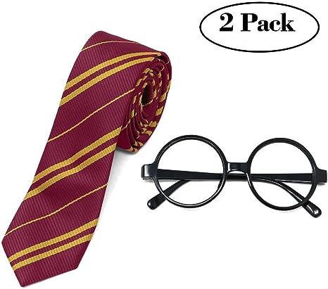 Accesorios de Halloween novedosas gafas y corbata, ideales como ...