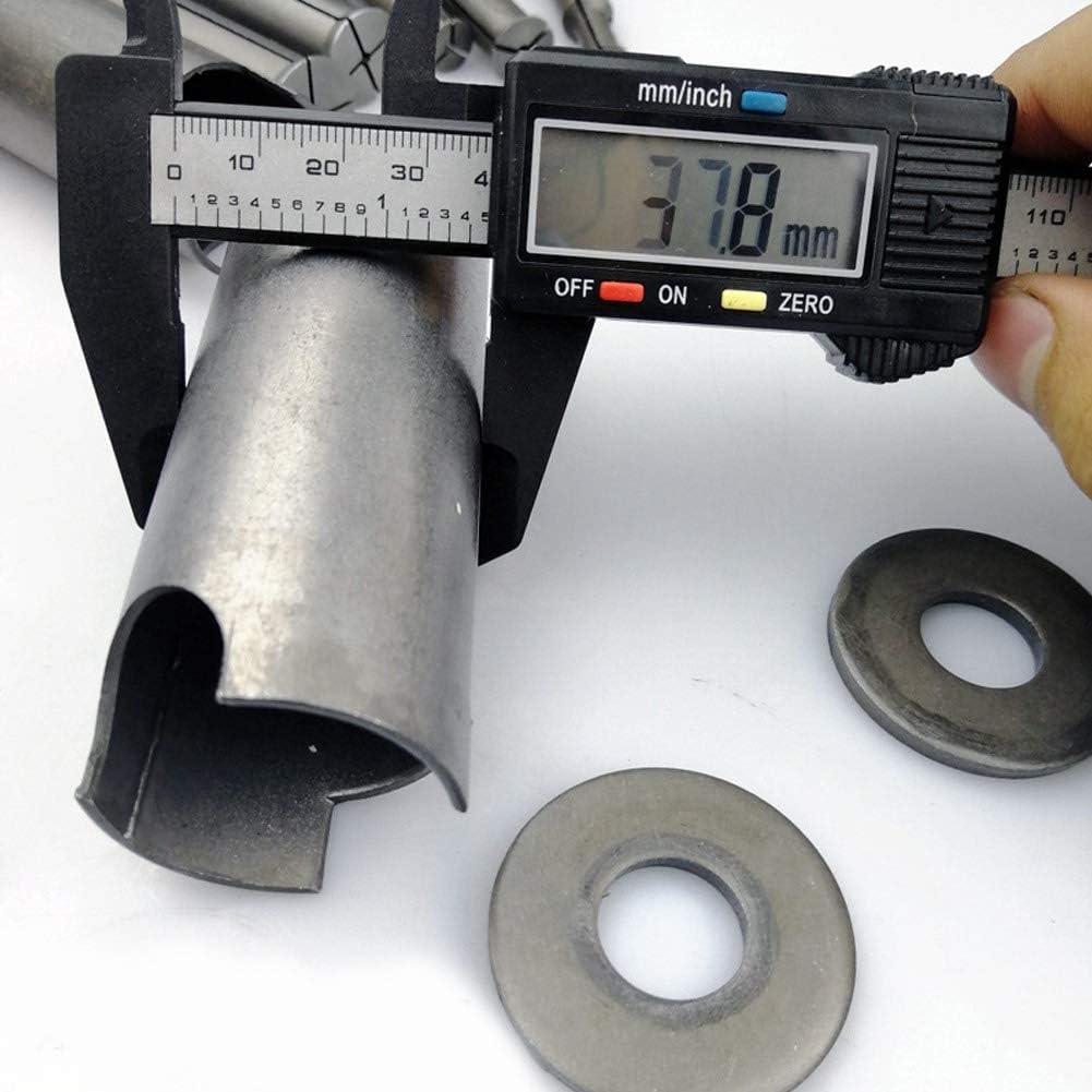 FOCCTS Kit extracteur de roulement int/érieur de moto Kit dextracteur de p/édalier pour r/éparation int/érieure de moto
