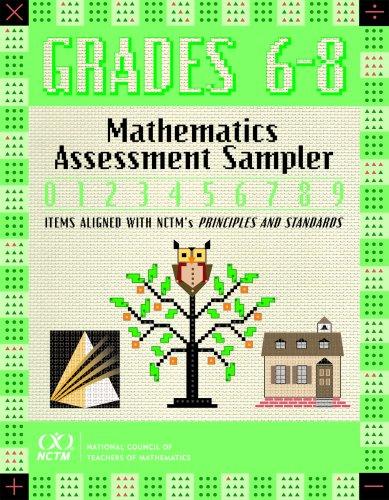 Mathematics Assessment Sampler, Grades 6-8 (Mathematics Assessment Samplers)