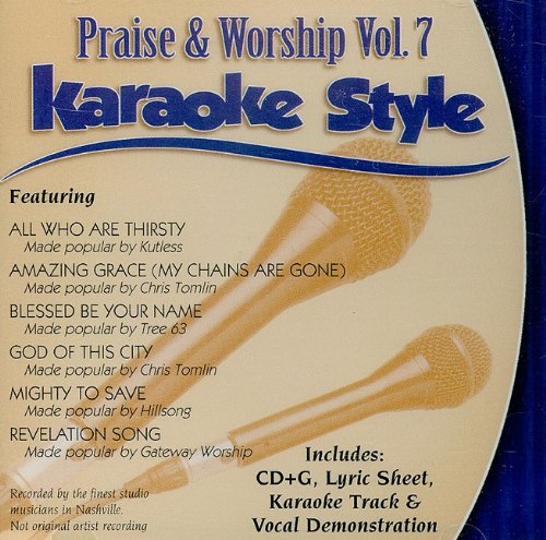 Praise & Worship Vol. 7 (Daywind Karaoke Style)