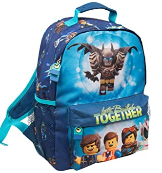 Mochila Escolar Niño Lego Movie Batman Cartera Escolar: Amazon.es: Equipaje
