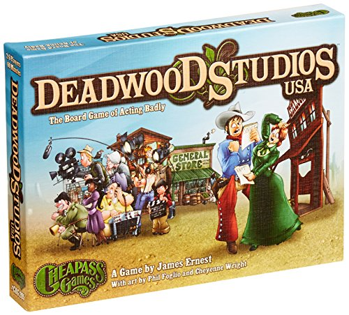 Deadwood Studios USA Board Game