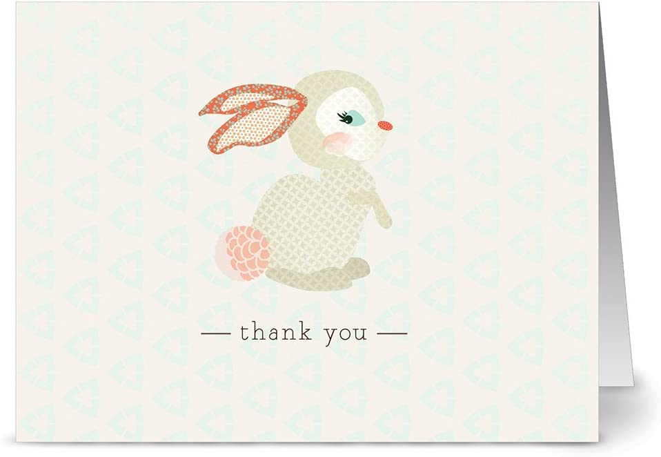 QUICK EASTER BUNNIES Sewing Craft A6 Creative Card PATTERN Rabbit Bunny
