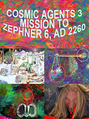 Cosmic Agents 3 Mission to Zephner 6 AD 2260 ()