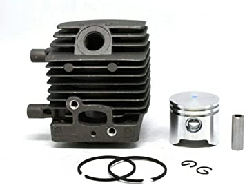 HS PARTS Pistón y cilindro para desbrozadora Stihl FS38 FS45 FS55 ...