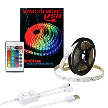 Review Music LED Strip Lights